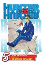 Hunter x Hunter, Vol.5