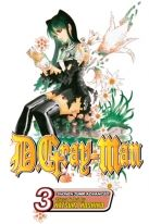 D.Gray-man, Vol. 3