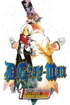 D.Gray-man, Vol. 1