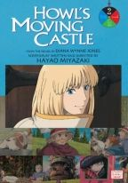 Howl`s Moving Castle Film Comic 2