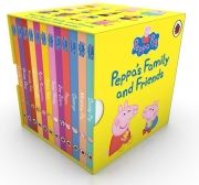 Peppa's Family and Friends 12 BB Rigid Slipcase Set