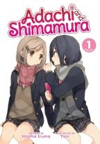 Adachi and Shimamura (Light Novel) Vol. 1