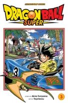 Dragon Ball Super, Vol. 3 Zero Mortal Project