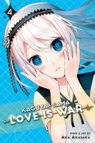 Kaguya-sama Love Is War, Vol. 4