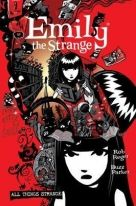The Complete Emily the Strange All Things Strange  ( бройка с външни забележки)