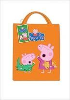 Peppa Pig Storybook Bag (orange)
