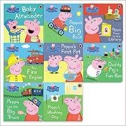 Peppa Pig Boardbook Collection