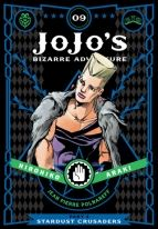 JoJo's Bizarre Adventure Part 3--Stardust Crusaders, Vol. 9