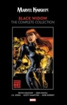 Marvel Knights Black Widow by Grayson & Rucka The Complete Collection