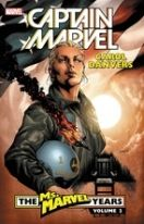 Captain Marvel Carol Danvers - The Ms. Marvel Years Vol. 2