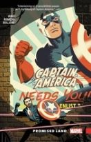 Captain America by Mark Waid Promised Land