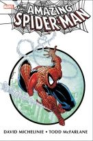 Amazing Spider-Man by David Michelinie and Todd MacFarlane Omnibus