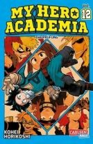 My Hero Academia, Bd.12 (Deutsch)