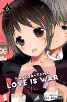 Kaguya-sama Love Is War, Vol. 6
