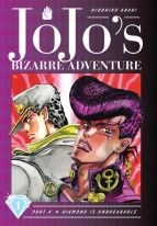 JoJo`s Bizarre Adventure Part 4-Diamond Is Unbreakable, Vol. 1