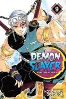 Demon Slayer Kimetsu no Yaiba, Vol. 9