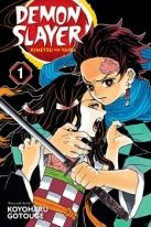 Demon Slayer Kimetsu no Yaiba, Vol. 1