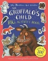 The Gruffalo's Child Big Activity Book