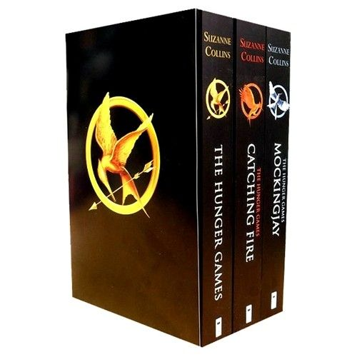The Hunger Games Trilogy 3 Books Set Pack