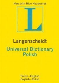 Langenscheidt Universal Polish Dicitionary