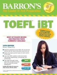 Barron's TOEFL iBT 14th Ed.+CD-ROM+Audio CDs