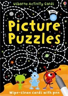 Picture Puzzles  - Activity Cards