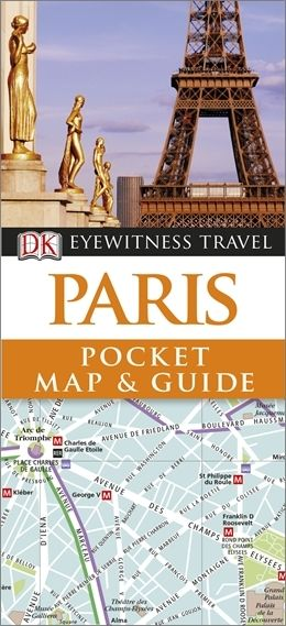 Pocket Map & Guide Paris 2014
