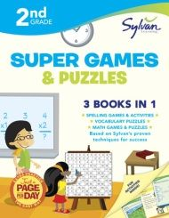 Second Grade Super Games & Puzzles