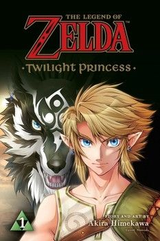 The Legend of Zelda Twilight Princess Vol. 1
