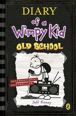 Diary of a Wimpy Kid: Old School Book 10 *094