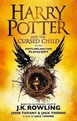 Harry Potter and the Cursed Child pb