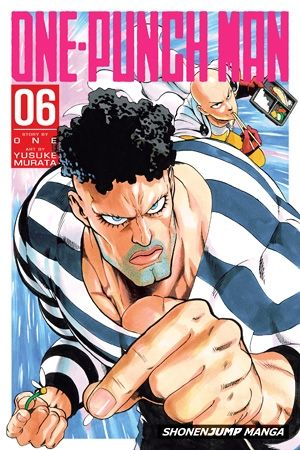 One-Punch Man Vol.6