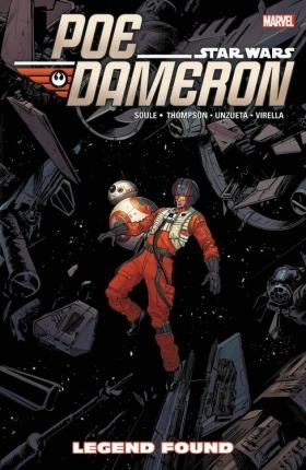 Star Wars Poe Dameron Vol. 4 Legend Found