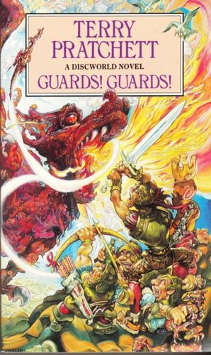 GUARDS! GUARDS!: Discworld Novel