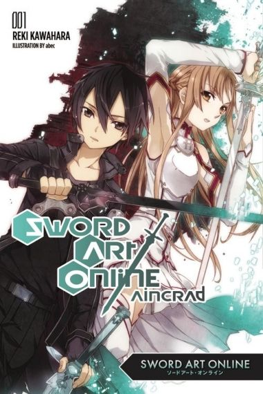 Sword Art Online 1: Aincrad (light novel)