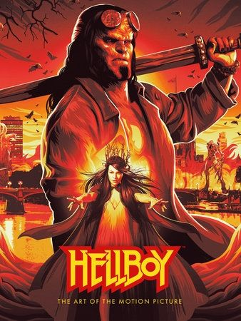 Hellboy The Art of The Motion Picture (2019)