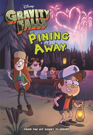 Gravity Falls Pining Away