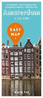 Map Amsterdam Easy Map