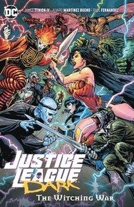 Justice League Dark Vol. 3 The Witching War
