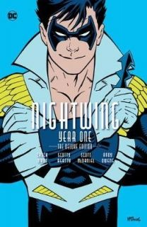Nightwing Year One Deluxe Edition
