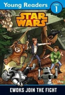Star Wars Ewoks Join the Fight