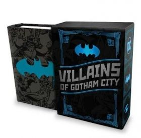 DC Comics Villains of Gotham City (Tiny Book)