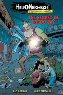 Hello Neighbor: The Secret of Bosco Bay (Graphic Novel)