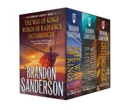 Stormlight Archive Boxed Set I, Books 1-3 : The Way of Kings, Words of Radiance, Oathbringer