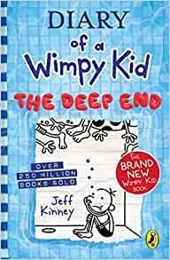 Diary of a Wimpy Kid The Deep End HB (Book 15)