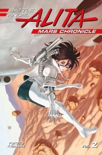 Battle Angel Alita Mars Chronicle Volume 2