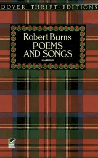 Poems and Songs Robert Burns
