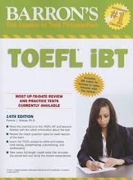 Barron's TOEFL iBT 14th Ed.