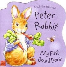 Peter Rabbit's My First Board Book