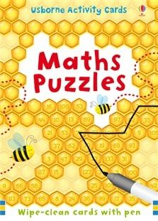 Maths Puzzles - Activity Cards
